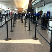Photo taken at Terminal A by Rachael B. on 12/26/2012