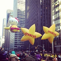 Photo taken at Macy's Thanksgiving Day Parade by Bridget C. on 11/22/2012