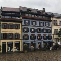Photo taken at Augustinerplatz by Ekaterina S. on 5/6/2017