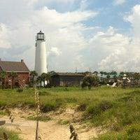 Photo taken at Saint George Island, FL by Charlie M. on 7/29/2013