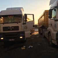 Photo taken at Tekcan Man Mercedes Servisi by Mehmet Ö. on 9/23/2014