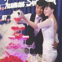 Photo taken at 19/4 Restaurant @ 19/4 Hotel Phan Thiet by Irina K. on 7/8/2014
