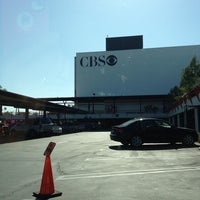 Photo taken at Artist Entrance at CBS Television City by Carol 'Red E. on 7/8/2013
