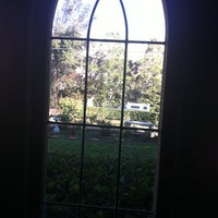 Photo taken at Village Church by Carol 'Red E. on 12/10/2012
