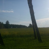 Photo taken at В Чистом поле by Оксанка С. on 5/25/2014