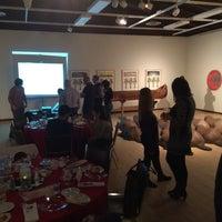 Photo taken at Art Gallery Of Algoma by Karen S. on 4/1/2014