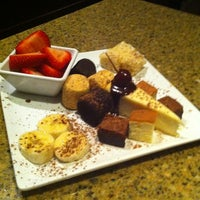 Photo taken at The Melting Pot - St. Louis - University City by Brian B. on 8/16/2013