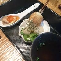 Photo taken at Bon Kushikatsu by Hiroko T. on 7/3/2017