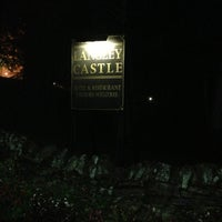 Photo taken at Langley Castle Hotel by Lord Paul Anthony H. on 10/12/2012