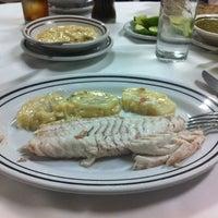 Photo taken at Restaurante Bar El Bosque by Selene M. on 4/26/2014