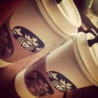 Photo taken at Starbucks by Zach E. on 9/16/2012