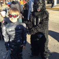 Photo taken at Trunk Or Treat by Jessica N. on 10/25/2014