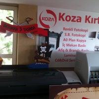 10/28/2014 tarihinde Halil A.ziyaretçi tarafından Koza Kırtasiye'de çekilen fotoğraf