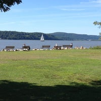 Photo taken at MacEachron Waterfront Park by Jerome G. on 8/25/2013