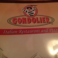 Photo taken at Gondolier by Jim G. on 3/6/2013