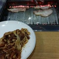 Photo taken at Daessiksin Korean BBQ Buffet by Rebecca on 12/30/2014