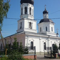 Photo taken at Знаменская церковь by Stas K. on 7/5/2014