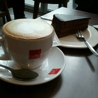Photo taken at Coffee Day by Brigitte A. on 9/20/2012