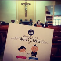 Photo taken at St. Justin Martyr Parish by Ste H. on 6/22/2013