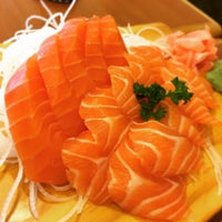 Photo taken at Sapporo Sushi by Ste H. on 5/1/2015