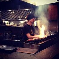 Photo taken at Zakkushi Charcoal Grill by Ste H. on 6/6/2013