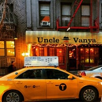 Photo taken at Uncle Vanya by Pasha F. on 4/19/2015