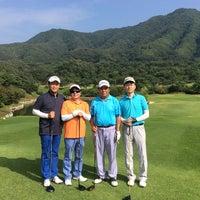 Photo taken at 그린힐cc by heonjune k. on 9/10/2014