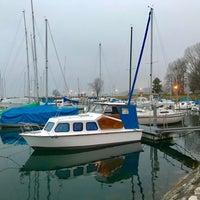Photo taken at Port de St-Blaise by heonjune k. on 12/24/2017