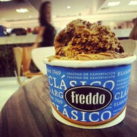 Photo taken at Freddo by Victor R. on 3/8/2013