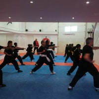 Photo taken at Beyond Kung Fu by Kevin S. on 6/8/2013