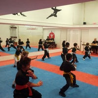 Photo taken at Beyond Kung Fu by Kevin S. on 12/15/2012