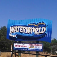 Photo taken at Waterworld California by Selenia R. on 7/13/2013