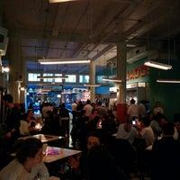 Photo taken at Tacombi Café El Presidente by Cole M. on 5/23/2014