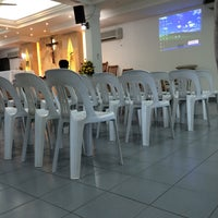 Photo taken at Chapel of Kristus Aman by Ton A. on 5/31/2014