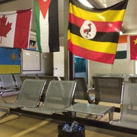 Photo taken at UNMISS Terminal by Tony Martin K. on 3/22/2015