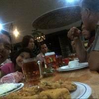 Photo taken at Warung Nasi AMPERA by anggitta s. on 4/13/2013
