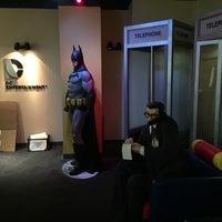 Photo taken at DC Comics by Liz R. on 10/20/2014