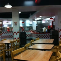Photo taken at Five Guys by Omar A. on 4/21/2012