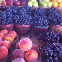 Photo taken at Dallas Farmers Market by Jules J. on 7/26/2012