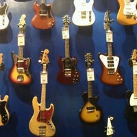 Photo taken at Guitar Center by Betsy L. on 8/6/2012