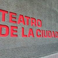Photo taken at Teatro de la Ciudad by Ulises G. on 4/27/2012