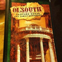 Photo taken at Ol' South Pancake House by Grant G. on 3/31/2013