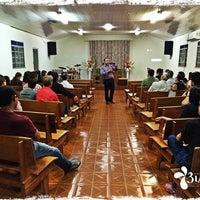 Photo taken at Igreja Batista de Tres Lagoas by Igreja Batista de Tres Lagoas on 5/16/2014