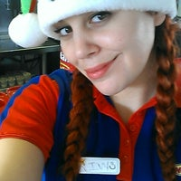Photo taken at SONIC Drive In by Ivana B. on 12/19/2013