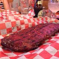 Photo taken at Smoke BBQ Pit by Neokrlitos P. on 6/8/2014