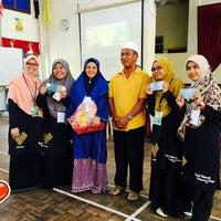 Photo taken at Parcel 8, Kolej Universiti Islam Antarabangsa Selangor by Yuya R. on 1/23/2017