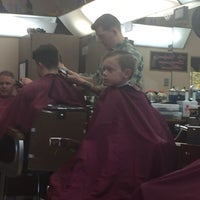 Photo taken at The Señor Barber by Patrick T. on 12/29/2016