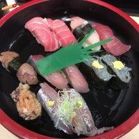 6/9/2018にテトランが回転寿司 海鮮で撮った写真
