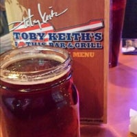 Photo taken at Toby Keith's I Love This Bar & Grill by Chris L. on 3/8/2015
