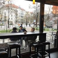 Photo taken at Einstein Kaffee by Kevin D. on 12/24/2014